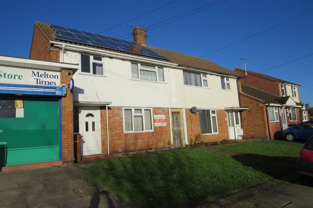3 bed town house to rent in Staveley Road, Melton Mowbray