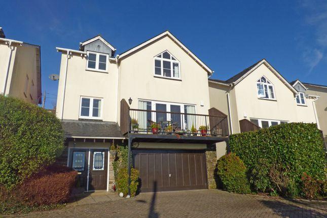 Thumbnail Detached house for sale in Meadow View, Lutton, Ivybridge, Devon