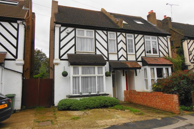 Thumbnail Semi-detached house to rent in Salisbury Road, Bexley, Kent