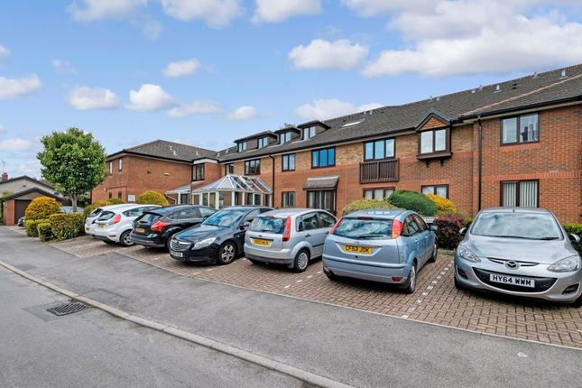 Thumbnail Flat for sale in Chestnut Lodge, Southampton