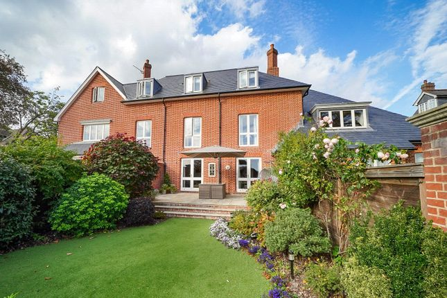 Thumbnail Terraced house for sale in The Limes, Northbrook Avenue, Winchester, Hampshire