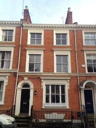 4 bed terraced house to rent in 23 Albion Place, Northampton NN1