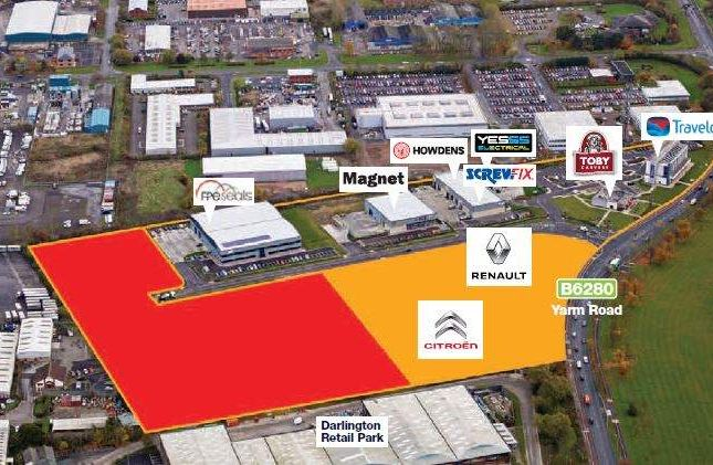 Industrial for sale in Barrington Way, Darlington