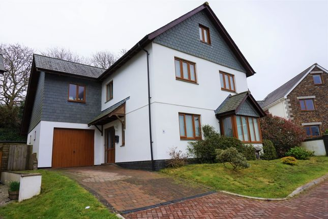 Thumbnail Detached house for sale in Jenner Gardens, St. Columb