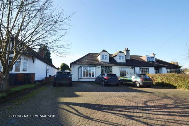 Thumbnail Semi-detached house for sale in Old Road, Old Harlow, Essex