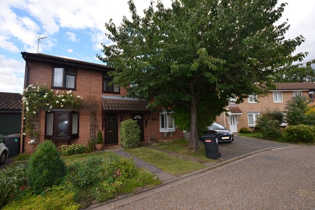 Thumbnail Semi-detached house to rent in Nicholas Taylor Gardens, Bretton, Peterborough