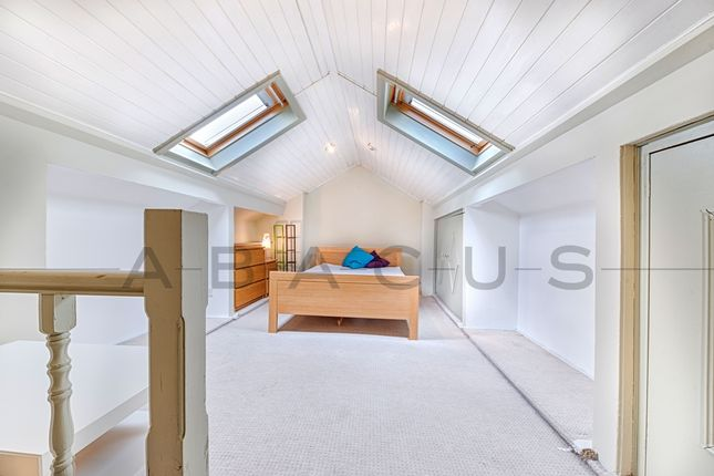 Thumbnail Flat to rent in Wendover Road, Harlesden