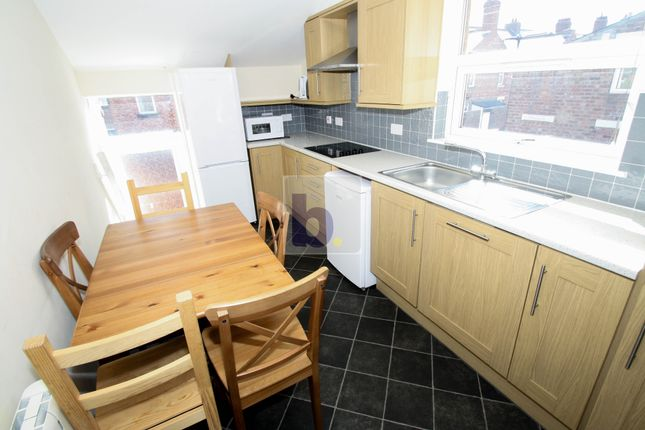 Thumbnail Maisonette to rent in Albemarle Avenue, Newcastle Upon Tyne