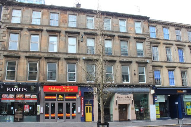 Thumbnail Flat to rent in Sauchiehall Street, City Centre, Glasgow