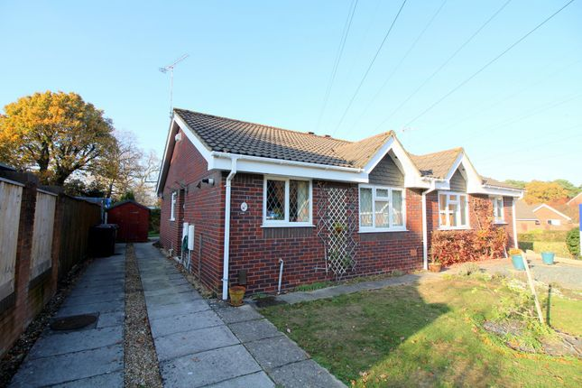 Thumbnail Semi-detached bungalow for sale in Bridle Close, Upton, Poole