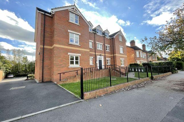 Thumbnail Flat to rent in Emscote Road, Warwick