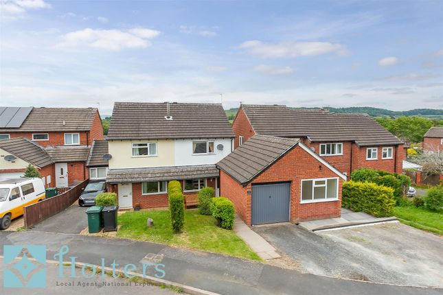 2 bed semi-detached house for sale in Sycamore Close, Ludlow SY8