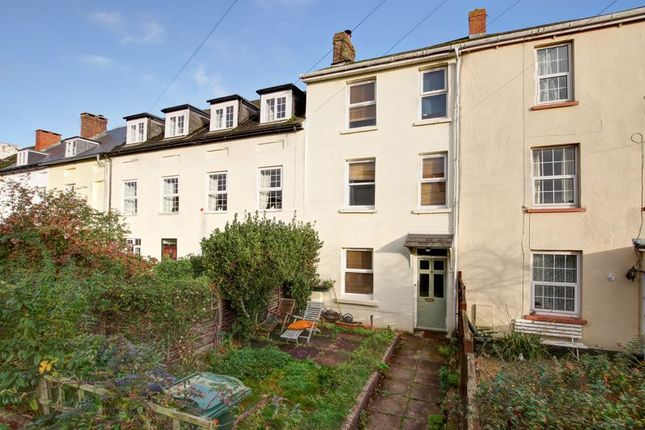 Thumbnail Terraced house to rent in Sivell Place, Heavitree, Exeter