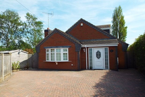 Thumbnail Detached house to rent in Sandown Avenue, Crewe