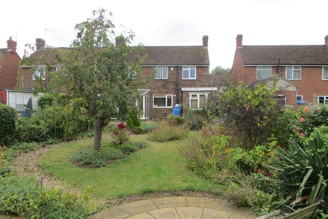 Garden of Cambridgeshire Close, Ely CB6