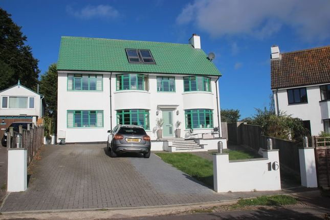 Thumbnail Detached house for sale in Havenview Road, Seaton