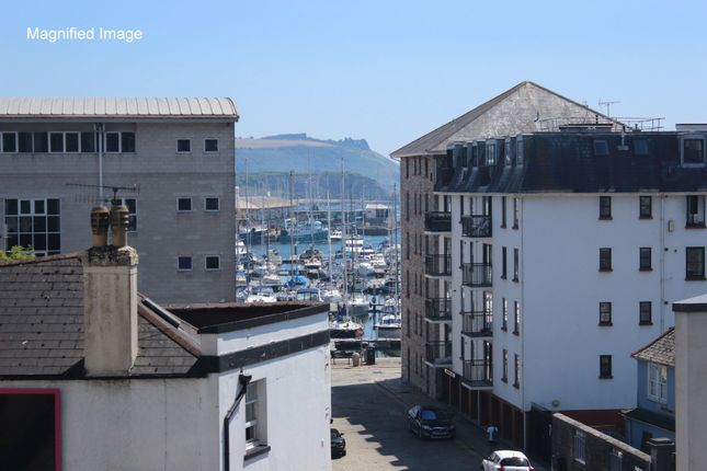 Thumbnail Flat for sale in Armstrong House, Exeter Street, Plymouth, Devon