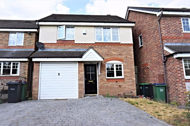 Thumbnail Detached house for sale in Edelweiss Close, Walsall