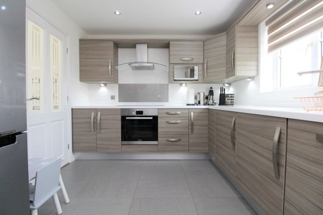 Kitchen of Glenwood Close, Radcliffe, Manchester M26