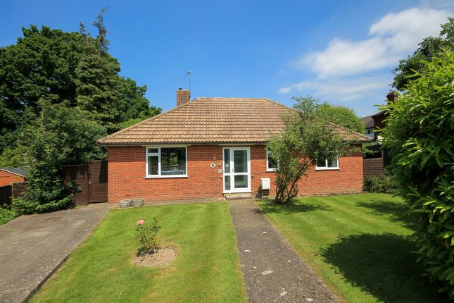 Thumbnail Detached bungalow for sale in Frith Park, East Grinstead