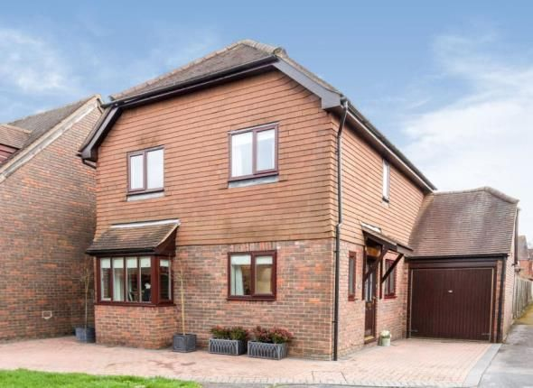 Thumbnail Detached house for sale in Odiham, Hook, Hampshire