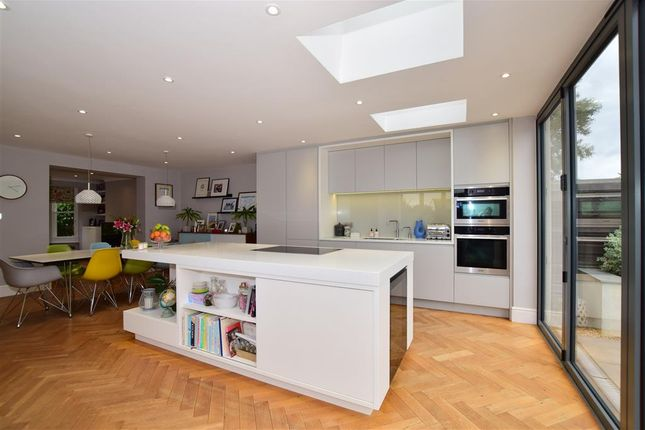 Thumbnail Semi-detached house for sale in South Hill Road, Gravesend, Kent