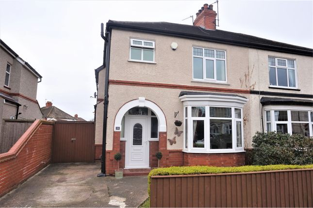 Thumbnail Semi-detached house for sale in St. Anns Avenue, Grimsby