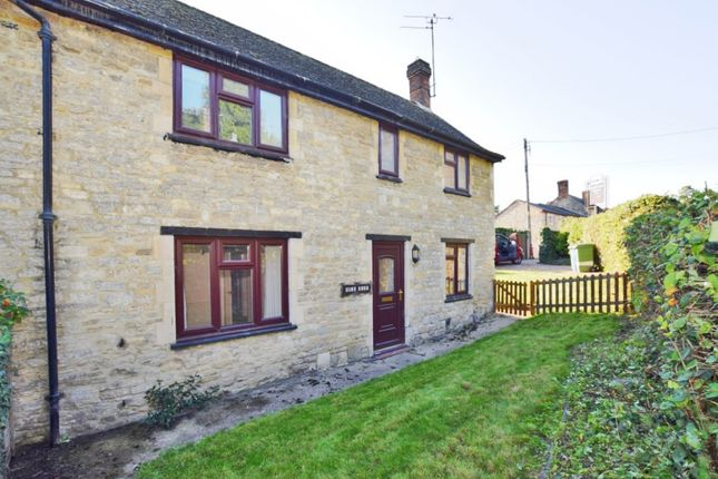 Thumbnail Semi-detached house to rent in The Avenue, Whitfield, Brackley