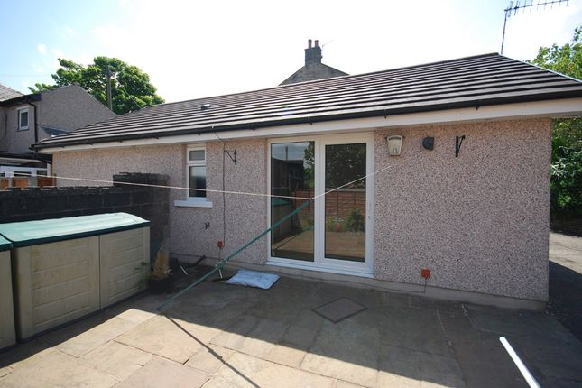 Thumbnail Detached bungalow to rent in Brownside Road, Burnley