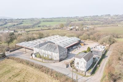 Thumbnail Light industrial for sale in Gelligaer Court, Hospital Road, Penpedairheol