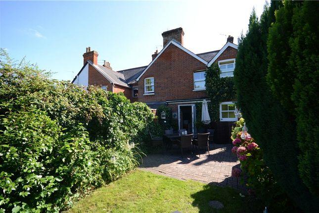 Thumbnail End terrace house for sale in Hale Reeds, Farnham, Surrey