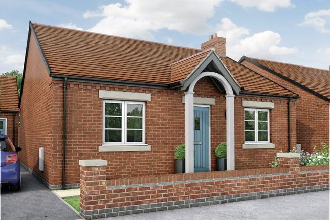Thumbnail Bungalow for sale in The Woodcote, Etwall Road, Willington, Derby