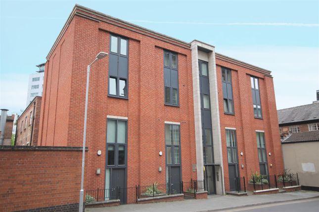 Front External of Woolpack Lane, Nottingham NG1