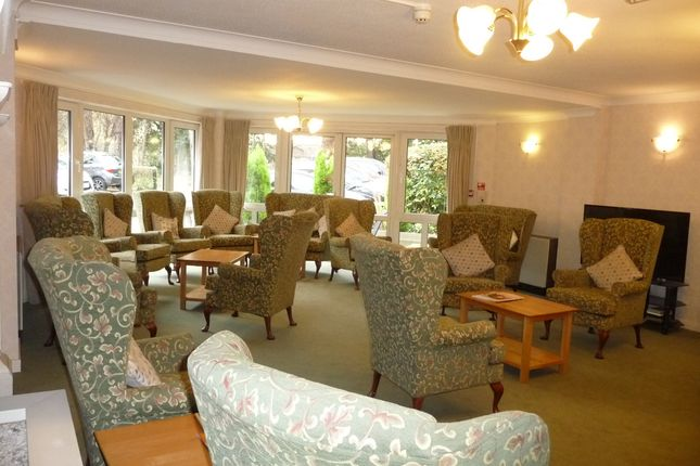 Residents Lounge of Liege House, Manorside Close, Upton CH49