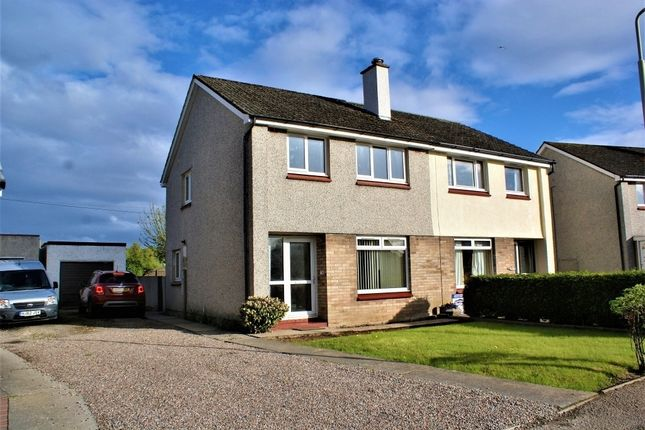 Thumbnail Semi-detached house to rent in 75 Drumossie Avenue, Inverness