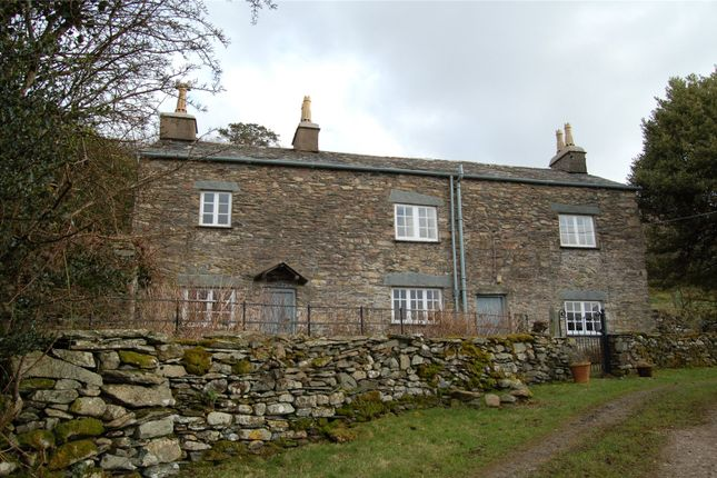 Thumbnail Detached house for sale in Rawfold Farm, Bank End, Broughton-In-Furness, Cumbria