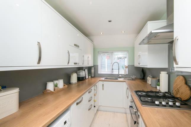 Kitchen of Penrhos Avenue, Llandudno Junction, Conwy LL31
