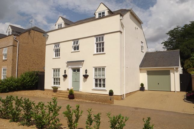 Thumbnail Detached house for sale in Brookfields, Potton