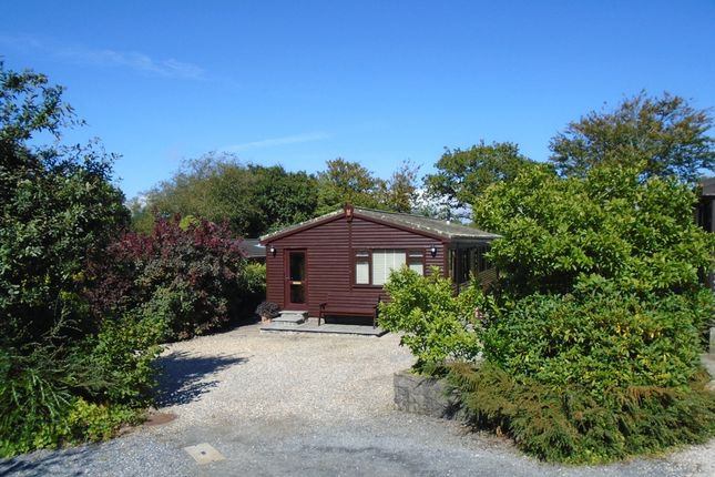 Thumbnail Lodge for sale in Woodland Lodge 6, Moor View Lodge Park, Modbury