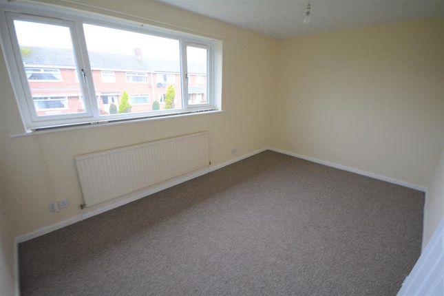 Master Bedroom of West Lane, Bishop Auckland DL14