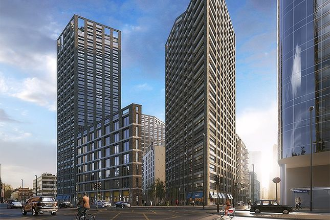 Thumbnail Flat for sale in Aldgate Place, New Drum Street