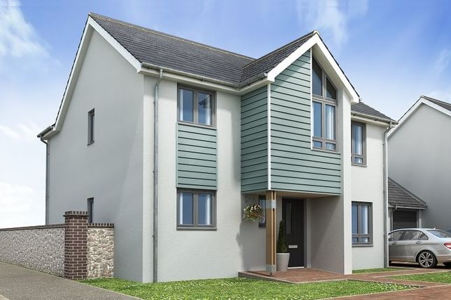 Thumbnail Detached house for sale in The Inglewood, Plantation Way, Torquay, Devon