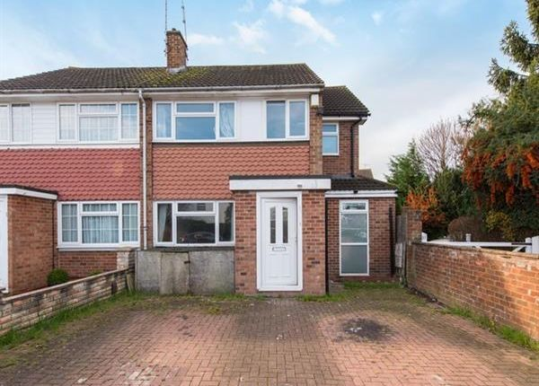 4 bed semi-detached house for sale in Chandos Road, Borehamwood