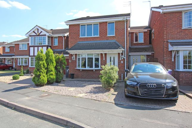 Front of The Windrow, Perton, Wolverhampton WV6