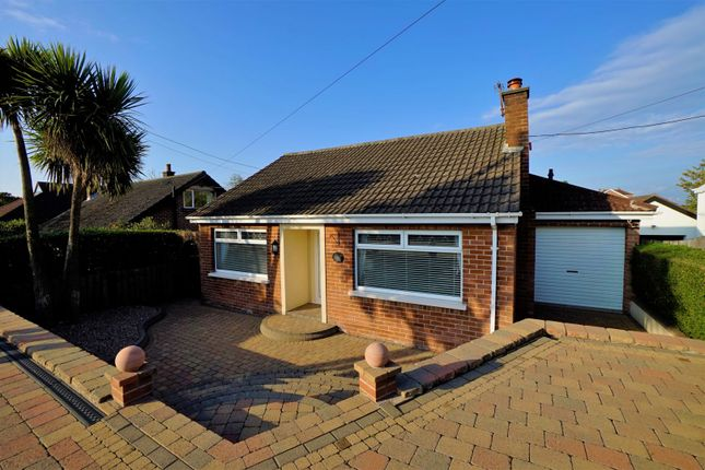 Thumbnail Detached bungalow for sale in Newtownards Road, Bangor