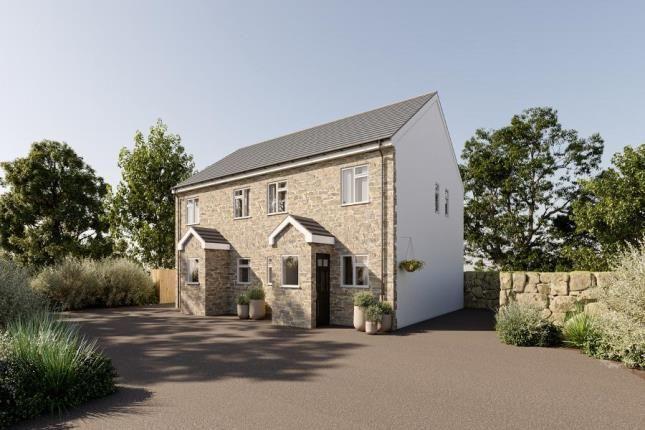 Thumbnail Semi-detached house for sale in Penrose Lane, St Ervan