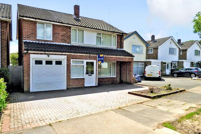 Thumbnail Detached house to rent in Bramcote Lane, Wollaton, Nottingham