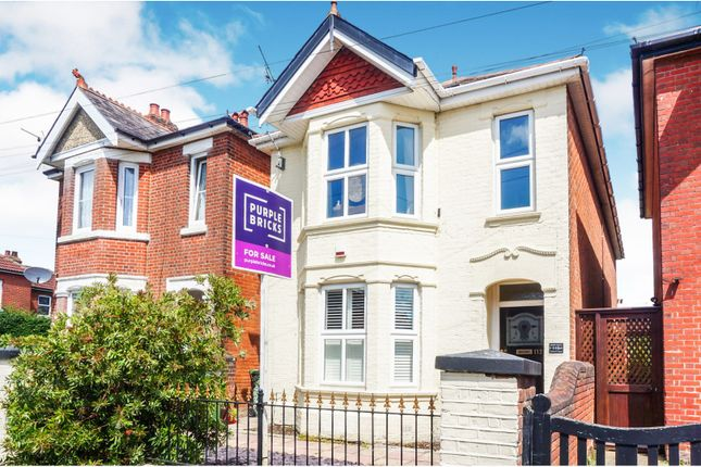 Thumbnail Detached house for sale in Radstock Road, Woolston, Southampton