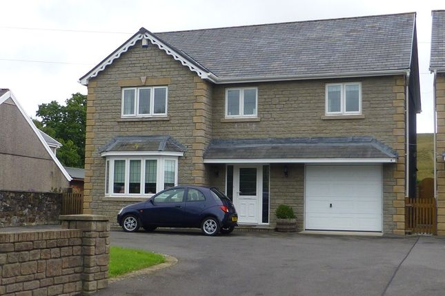Thumbnail Detached house to rent in Cwmgarw Road, Upper Brynamman, Ammanford, Carmarthenshire.