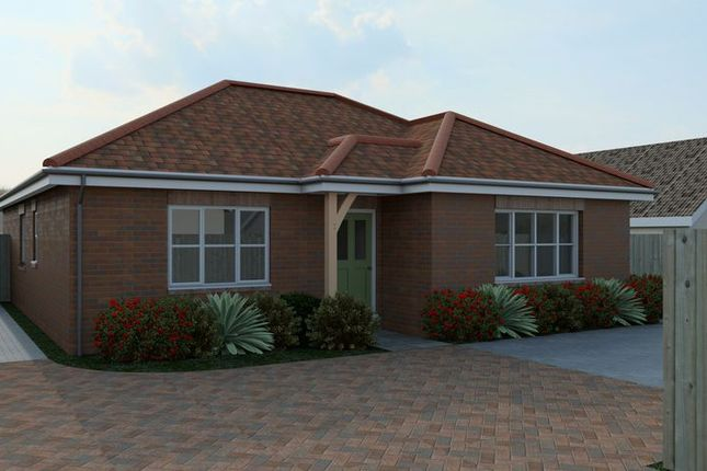 Thumbnail Detached bungalow for sale in Fareham Park Road, Fareham